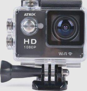 Продаю хорошую экшн камеру фулл HD 1080 недорого.