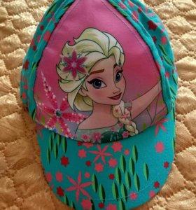 Новая кепка для девочки