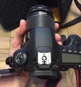 Canon 60D+efs18-55