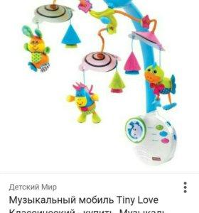 Мобиль детская