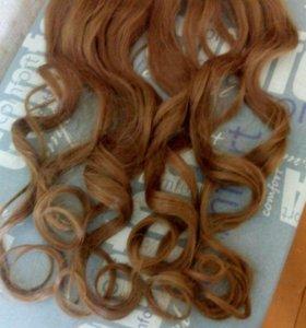 Искусственные волосы - трессы