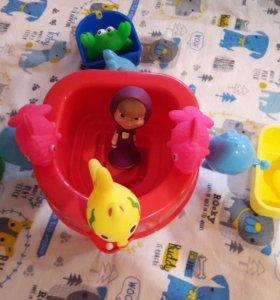 Игрушка детские лодочки