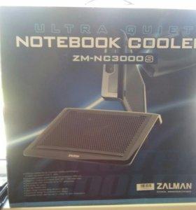 Подставка для ноутбука охлаждающая. КУЛЕР