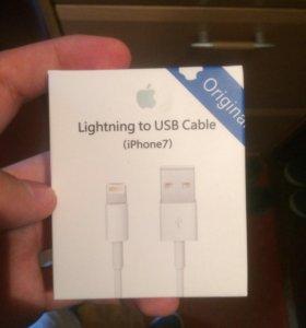 Кабель на Apple iPhone lightning