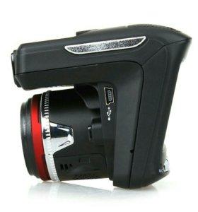 Радардетектор, видеорегистратор, GPS. 3 в 1