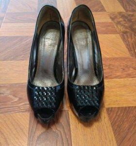 Туфли на платформе,  размер 36