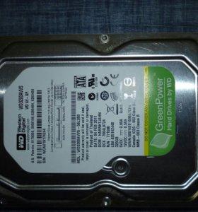 Жесткий диск 3.5 на 320гб