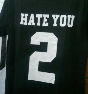 Крутая 😎 футболка новая