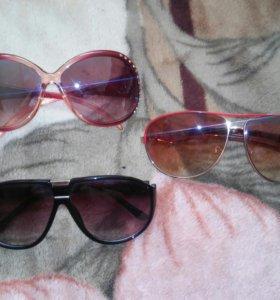 Солнцезащитные очки ВСЁ ПО 100 РУБ