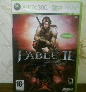 Игра на Xbox 360 Fable 2