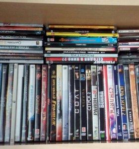 DVD диски( 60 шт.)