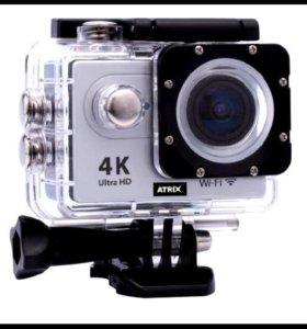 Продаю хорошую action camera Full HD 1080p почти д