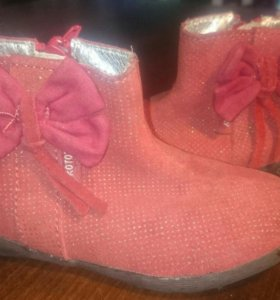 Ботинки / сапожки для девочки