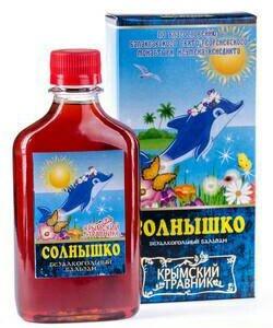 Безалкогольный бальзам «Солнышко»