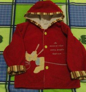 Куртка на 4-5 лет