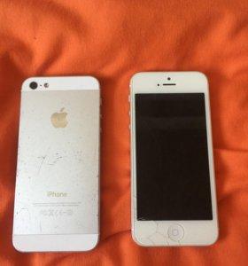 Айфон 5 16гиг.