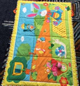 Развивающий коврик Tinylove