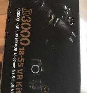 Canon D 3000 и объектив Tamron