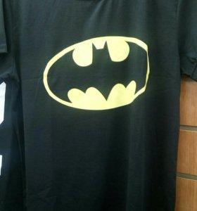 Футболка Бетмен (новая)