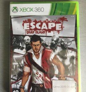 Escape dead island Xbox 360 новый
