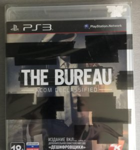 The bureau PS3 новый