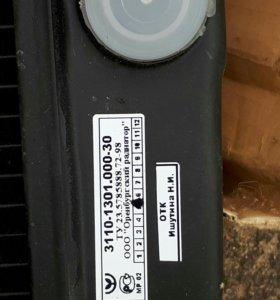 Радиатор 3110 газ