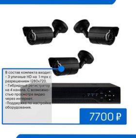 Новое оборудование для наблюдения HD