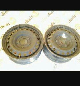 Железные диски на лагуну 16'