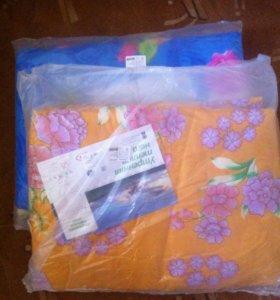 Одеяла новые 140*205