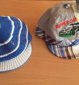 Новые кепки на мальчика