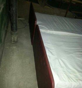 Кровати 2шт односпальные