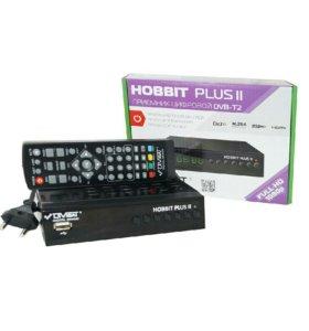 Приемник цифровой DVB - T2 Hobbit в ассортименте.