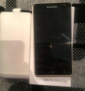Продам телефон Lenovo s856 в идеальном сост.