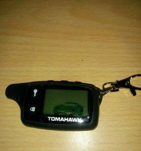Брелок сигнализации Tomahawk TW9010