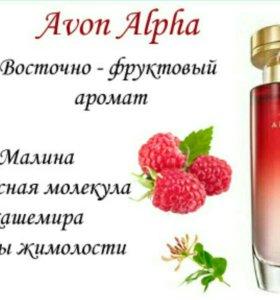 Женская парф. вода Avon Alpha