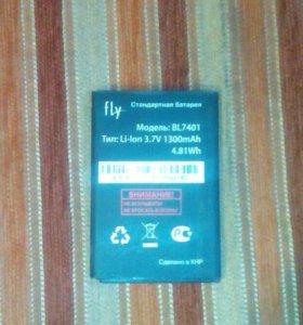 Аккумулятор от Fly IQ238