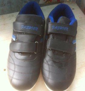 Новые кроссовки 37 размер(заходите в профиль)