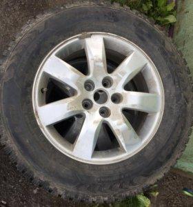 Колеса на Kia sorento