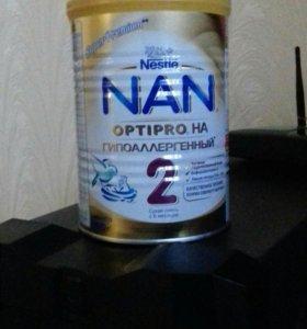 Nestle Nan optipro ha гипоаллергенный