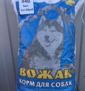 """Вожак"" корм для собак"