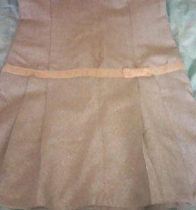Юбка платье
