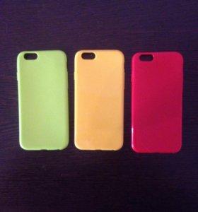 Чехлы на iphone 5s, se, 6, 6s. Распродажа!!