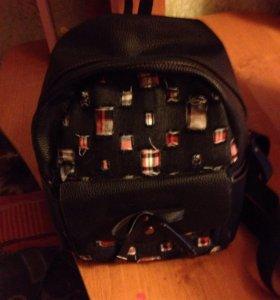 (мини)рюкзак