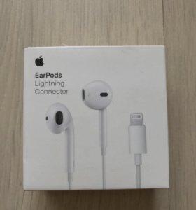 Наушники Apple новые оригинальные