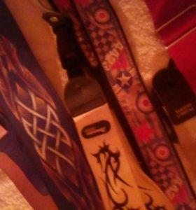 Ремни,шнуры гитарные