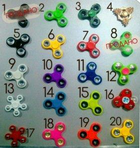 Спиннеры (Spinners) - Игрушка-антистресс.