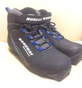 Продам лыжные сапоги NORDWAY