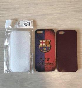 Чехлы на iPhone 5S/SE