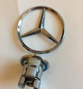 Эмблема прицел Mercedes w204