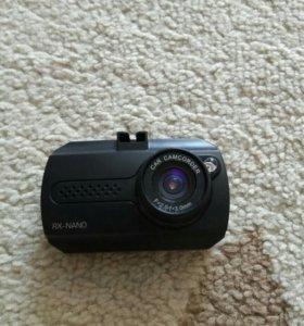 Новый видеорегистратор DEXP RX NANO